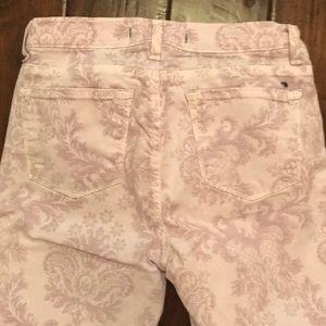 J Brand Pants - J Brand Paisley print pant